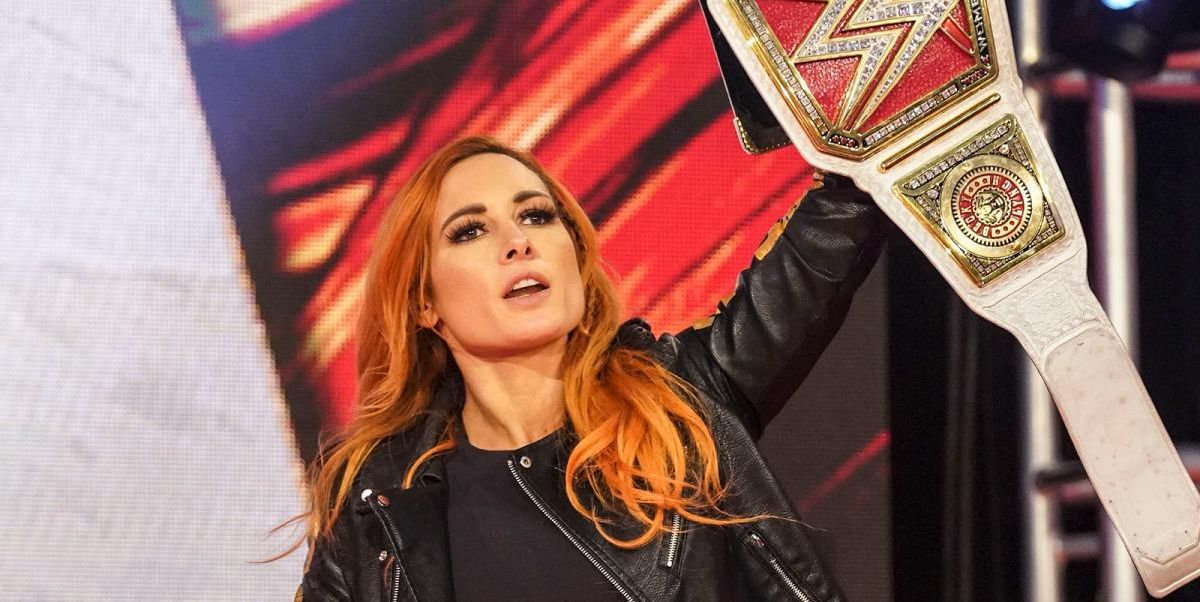 Becky Lynch Reportedly Missed WWE Wrestlemania 37 For Ridiculous Reasons 2