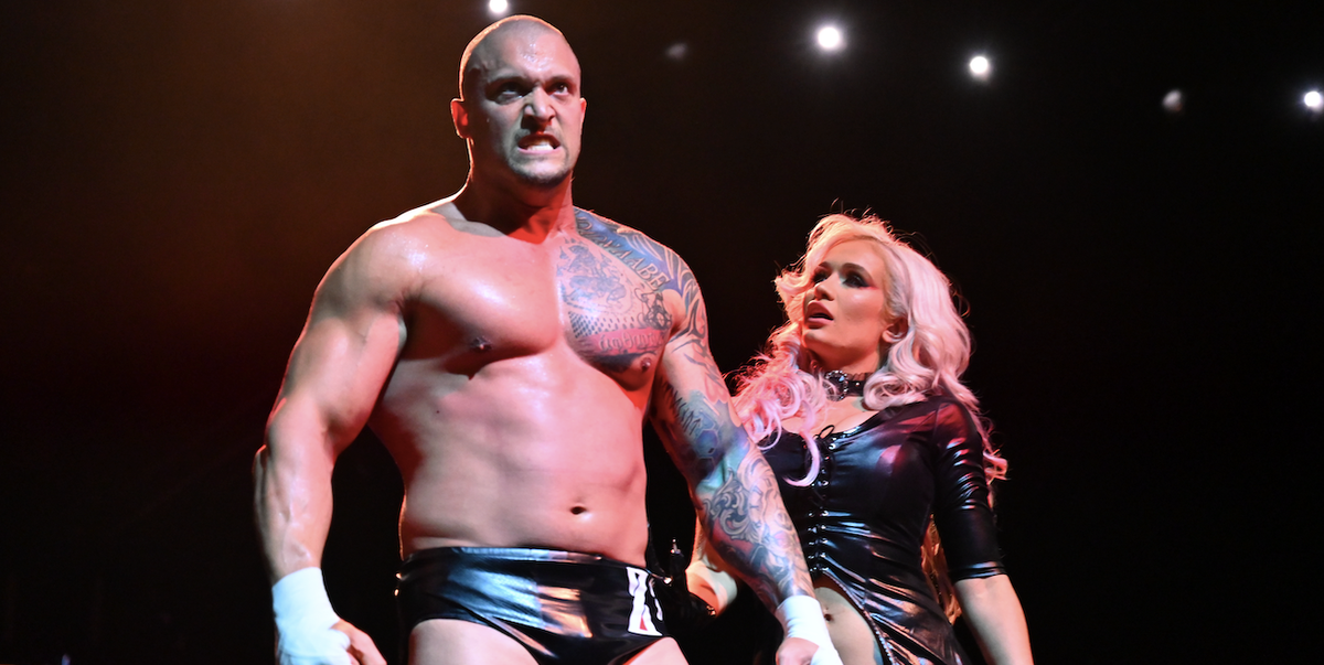 Update On Plans For Karrion Kross And Scarlett On WWE Raw 80