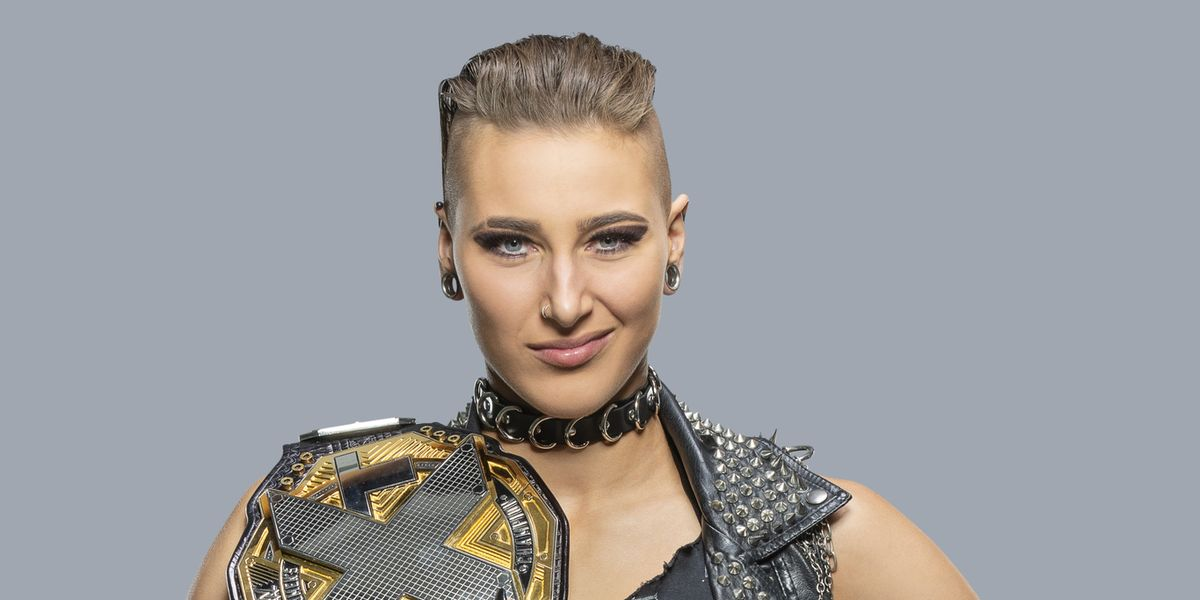"""NXT Women's Champion Rhea Ripley says title name controversy is """"not really a huge deal"""""""