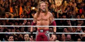 Edge, Royal Rumble 2020