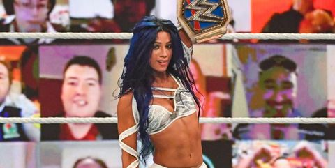 Wwe S Sasha Banks Still In Shock About Joining The Mandalorian