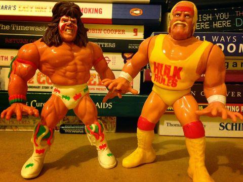 Hulk Hogan y El Ultimo Guerrero