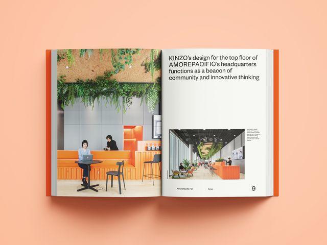 where we work, il libro sul design dell'ufficio di frame