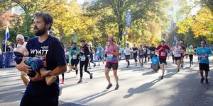 New York marathon run for Down Syndrome