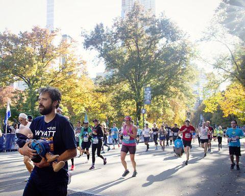 New York marathon run for Down Syndrome