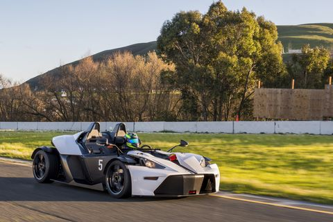 Ktm X-Bow Price >> The Ktm X Bow Is A Delightful Freak
