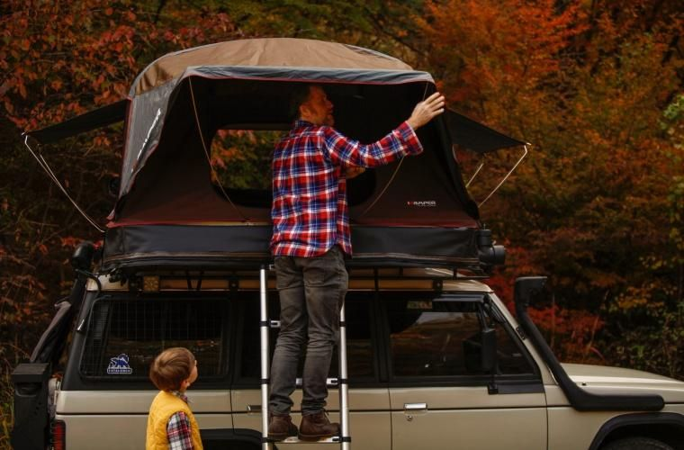 8 Terrific Rooftop Tents That Make Camping a Breeze