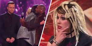 x factor most awkward moments