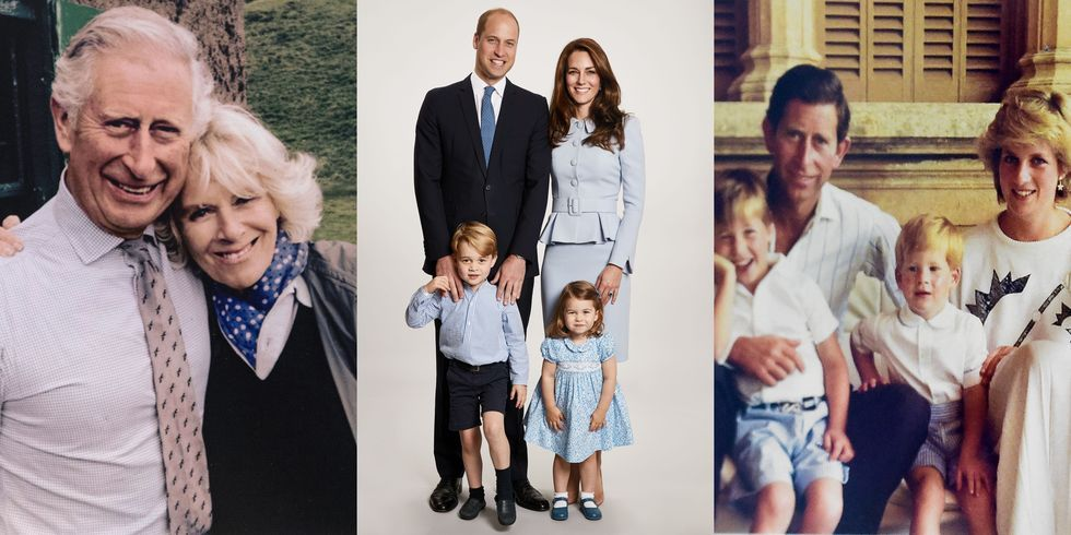 The Best Royal Family Christmas Cards Of All Time