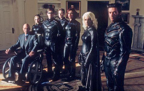 Escena de 'X Men 2'