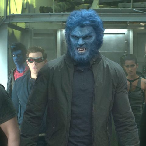 An X-Men Beast spin-off movie was almost made