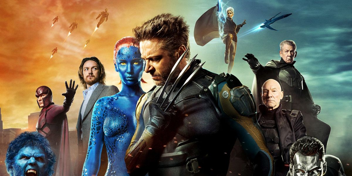X Men 2000 S Original Movie Script Sounded So Much Better
