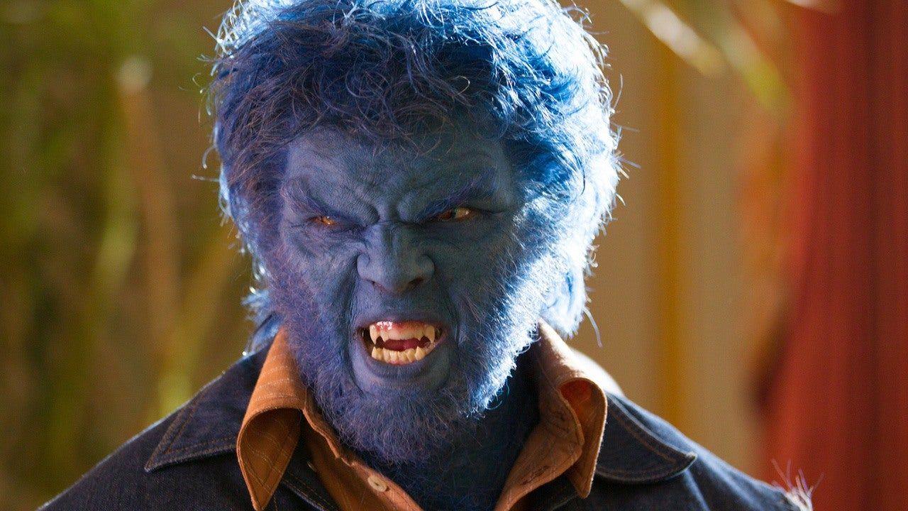 X Men Guion Película Bestia - Película Cancelada Nicholas Hoult