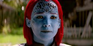 X-Men Fénix Oscura Mística Jennifer Lawrence