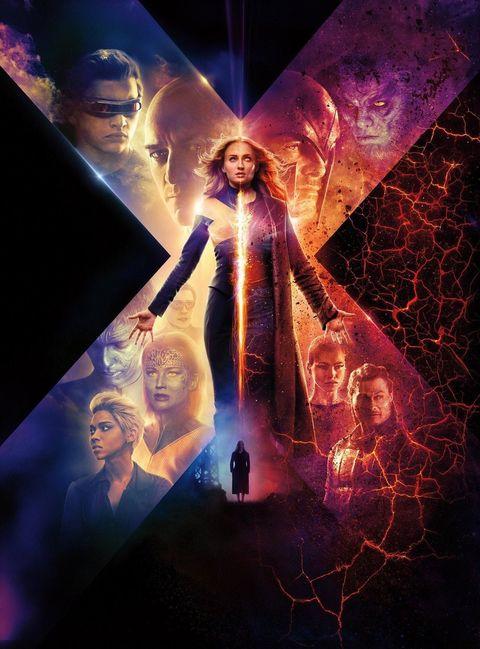 X Men Fenix Oscura Poster