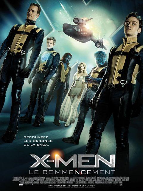 X-Men orden películas