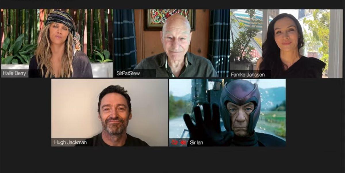 Los X-Men originales se reúnen (y Ryan Reynolds se cuela)