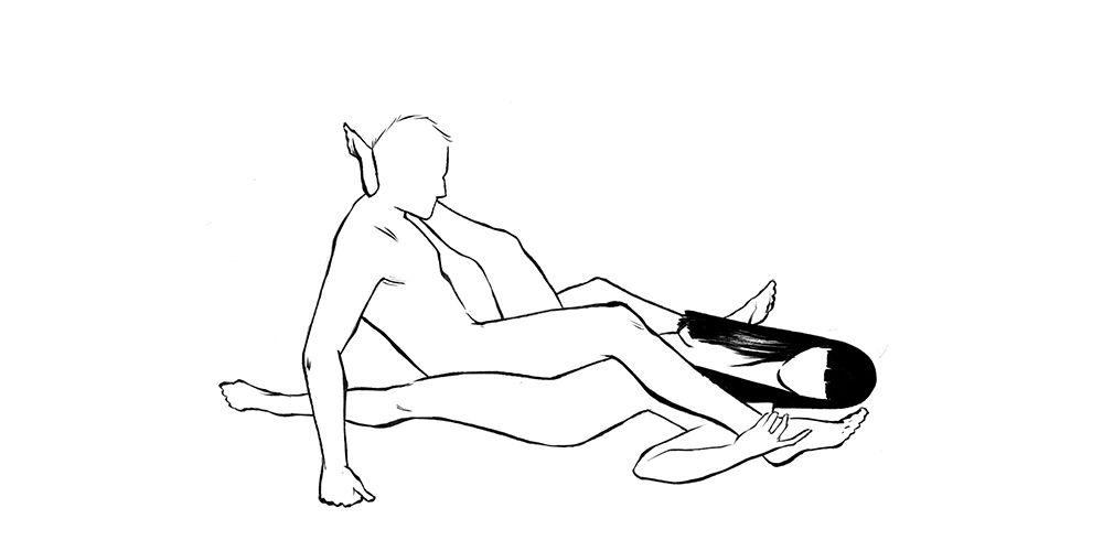 Posture of sex