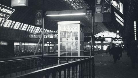 Ode aan de telefooncel