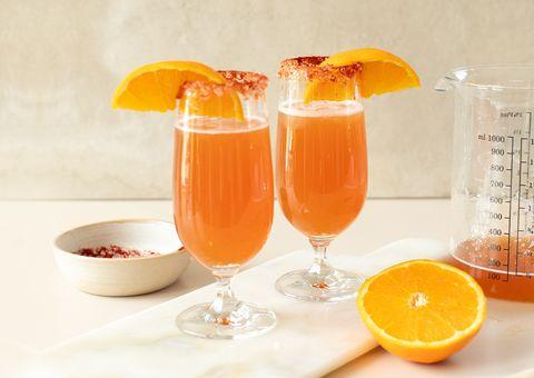 oranje cocktails koningsdag