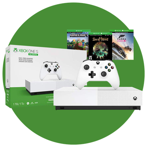 Xbox One S All-Digital Console Review - Xbox Ditches Physical Media