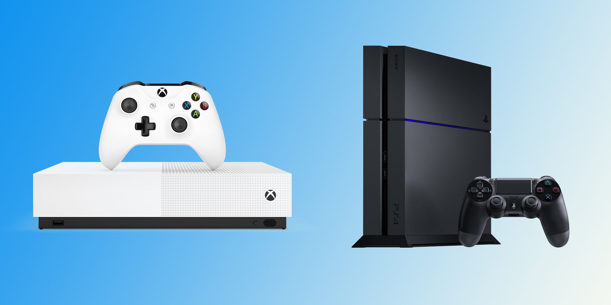 Which Is Better Xbox One Or Playstation 4