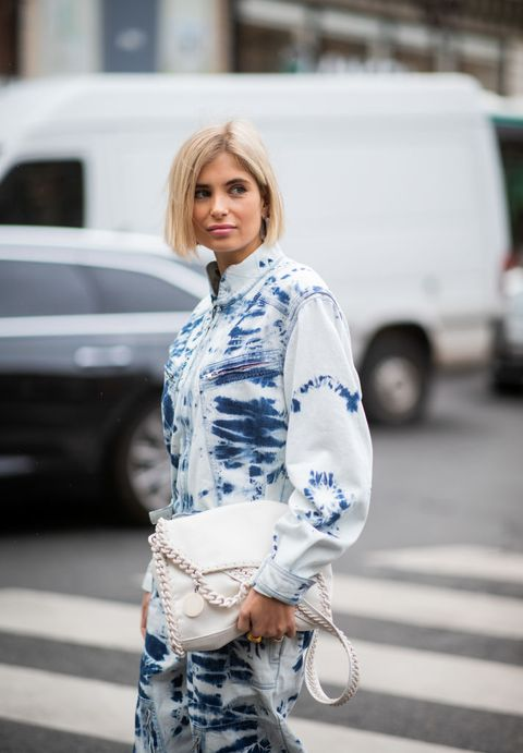 Estilo de calle - Semana de la moda de París Ropa de mujer Otoño / Invierno 2019/2020: Día ocho