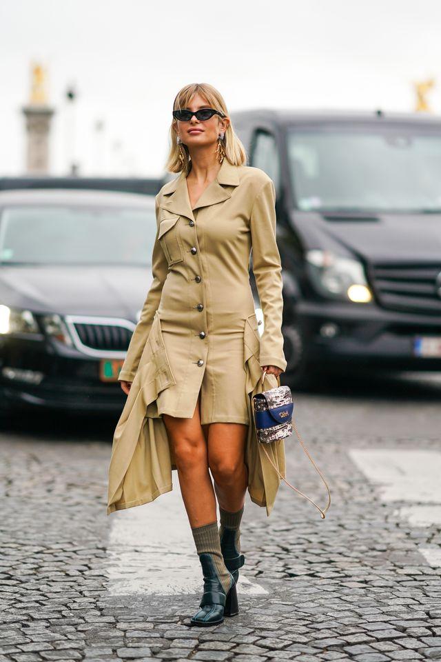 street style  paris fashion week   womenswear spring summer 2020  day four
