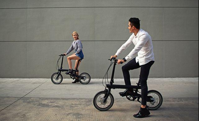 xiaomi mi smart electric folding bike