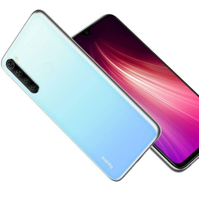 dispostitvos móviles xiaomi redmi note 8, los más vendidos en amazon