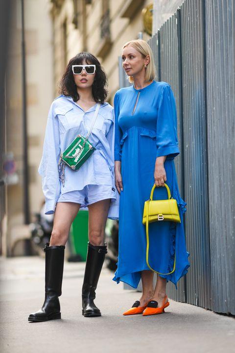 street style look moda estate 2021