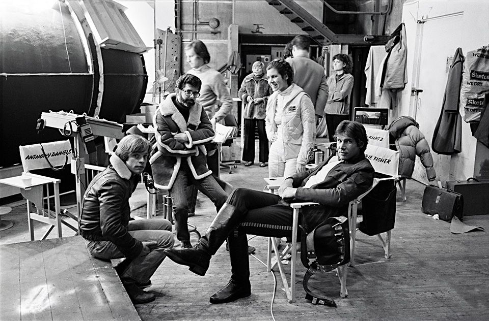 See The Original Star Wars Trilogy Set With These Behind The Scenes Archive Photos