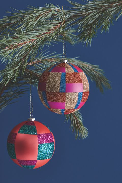 Castillo Habitat Christmas Tree Bauble