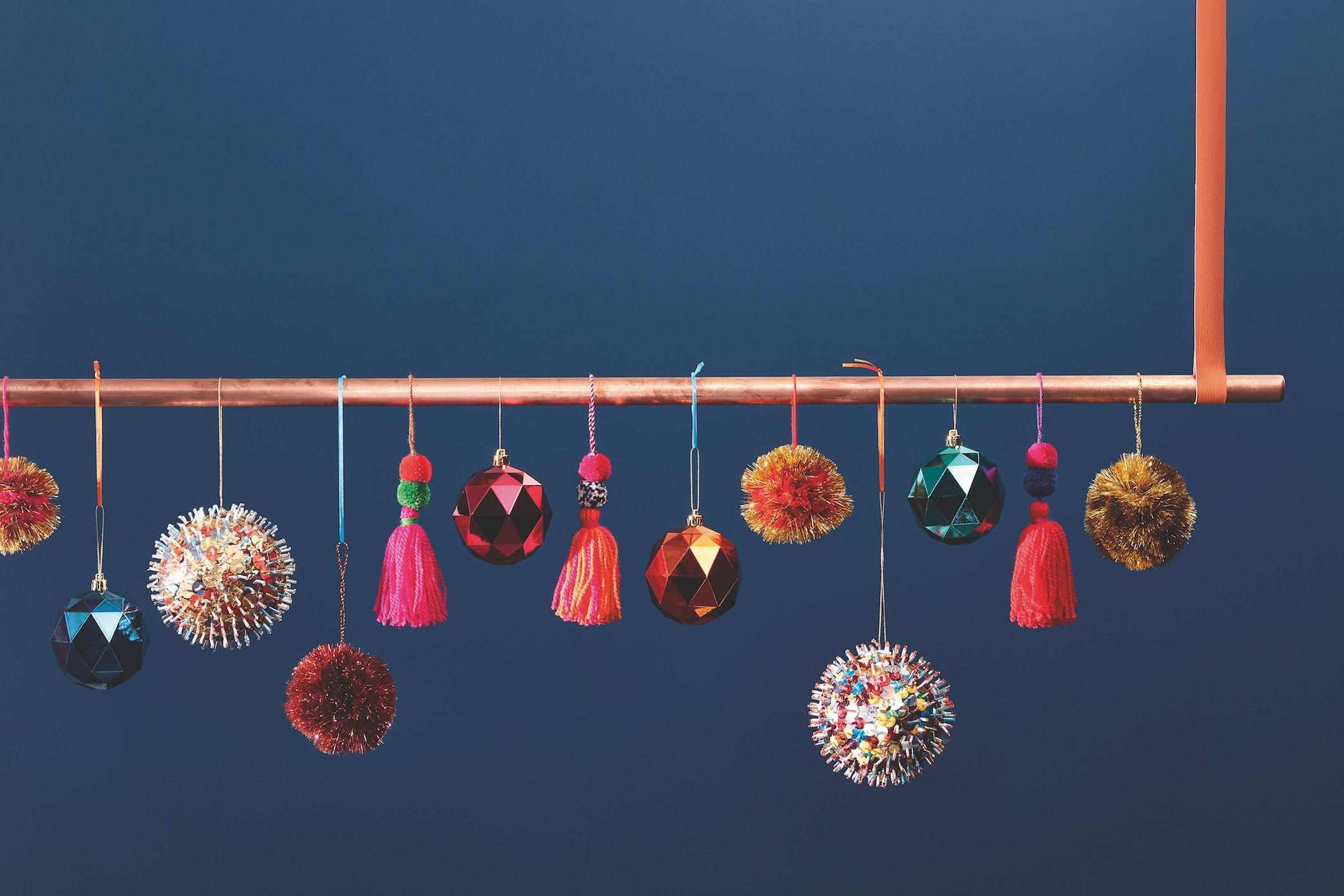 Habitat's best-selling Christmas baubles put the fun back into decorating