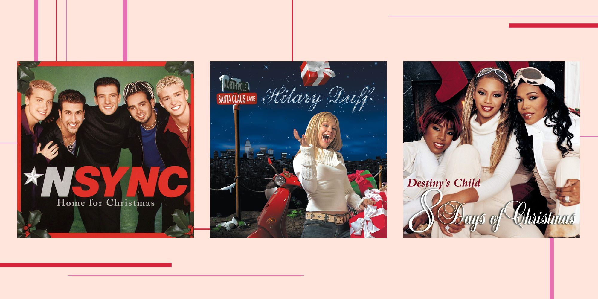 The Best \'90s and 2000s Christmas Albums -- Nostalgic Pop Christmas ...