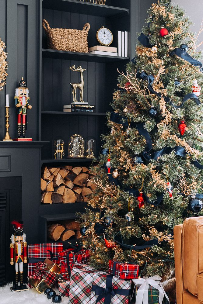 65 Unique Christmas Tree Decorating Ideas And Pictures 2020