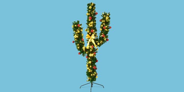 artificial cactus tree