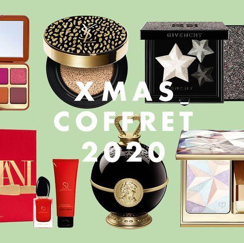 クリスマスコフレ2020、シャネル、m・a・c