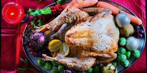 image - British Christmas Dinner