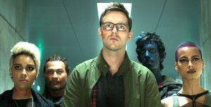 X-Men: Dark Phoenix, Alexandra Shipp, Michael Fassbender, Nicholas Hoult