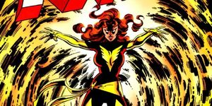 X Men Fenix Oscura Comic