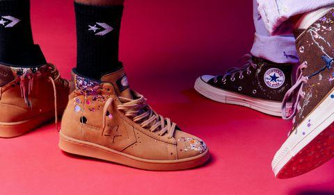 converse x bandulu聯名球鞋chuck 70、pro leather開賣時間公布
