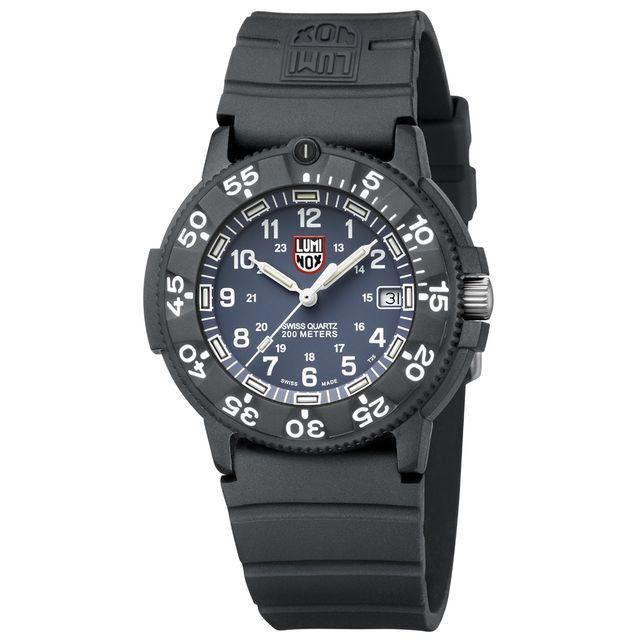 luminox navy seal foundation watch