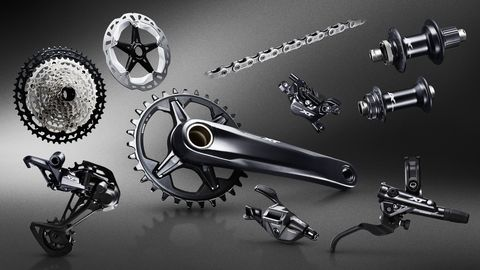 Shimano's New XT and SLX Mountain Bike Parts Feature 12 Speeds and XTR Tech