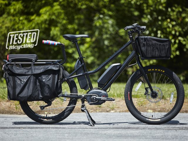 Xtracycle RFA Utility | E-Cargo Bike Reviews 2019