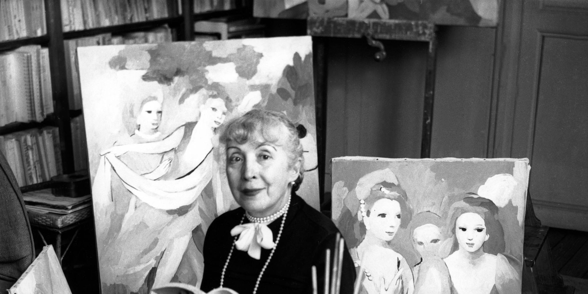 Marie-Laurencin-french-painter