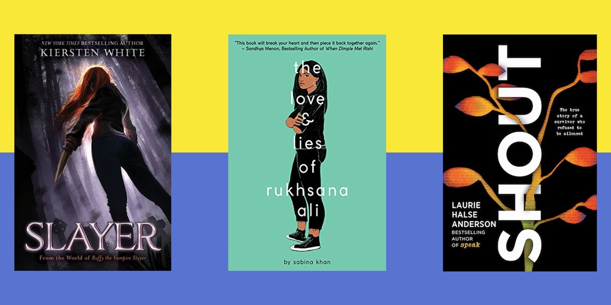 The Best Young Adult Novels Of 2019 - Best Ya Books New