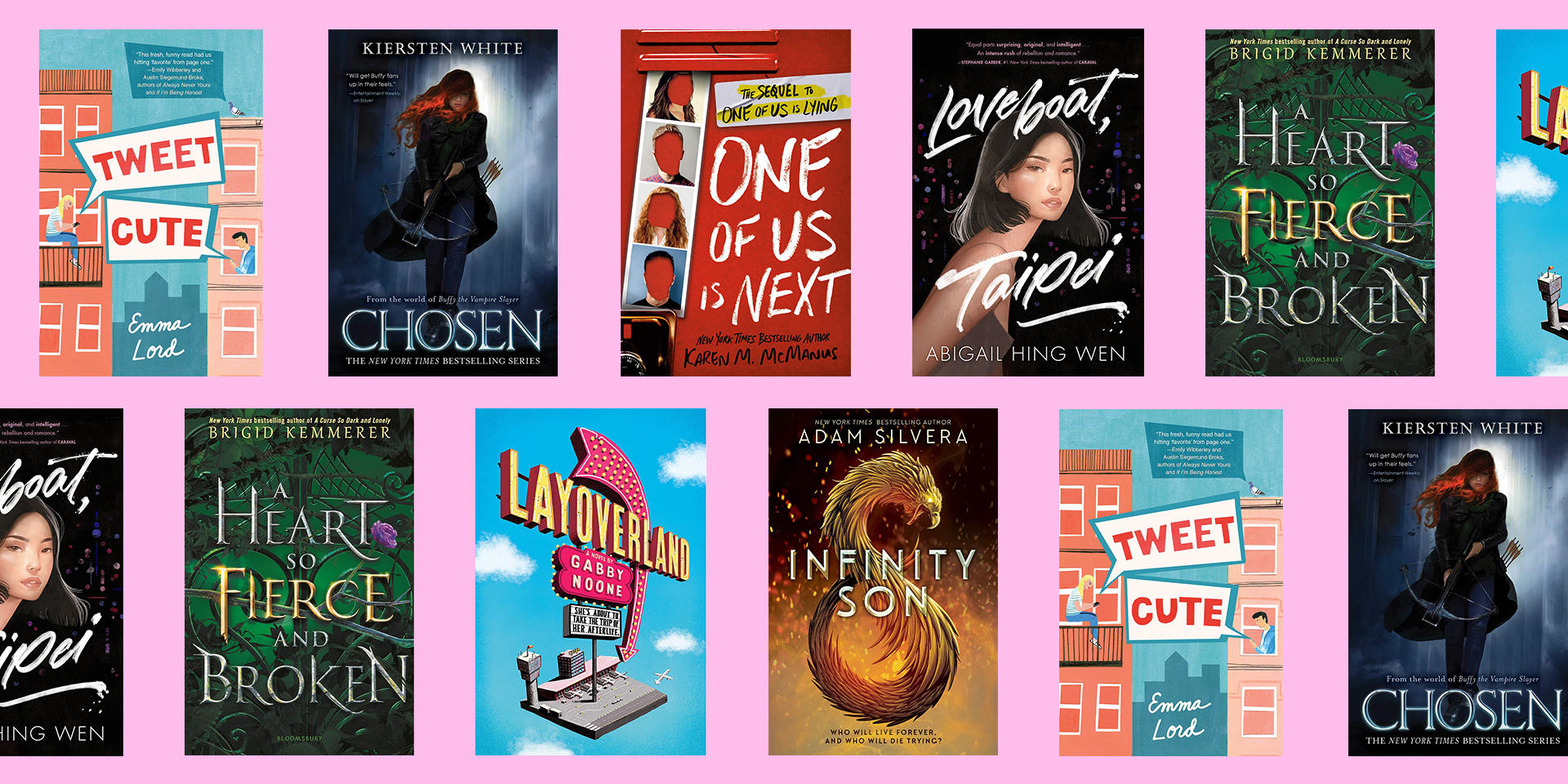 Top Ya Books 2020 To Give For Christmas Best Young Adult Books of 2020 So Far   Must Read YA Novels of the