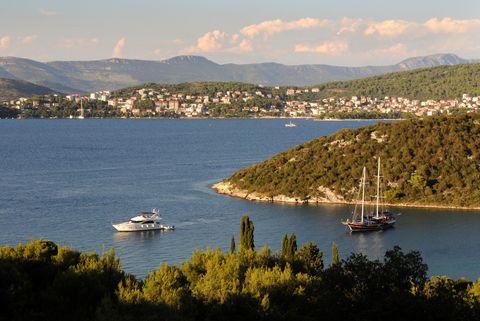 Best islands in Croatia: Ciovo