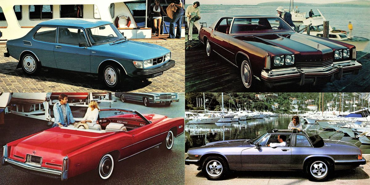 20 of the Most Yacht Rock Cars to Have Rocked America